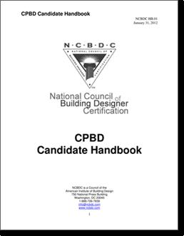 NCBDC CPBD Candidate Handbook